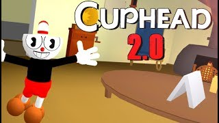 THERE HAS BEEN AN UPDATE.... AND I REGRET EVERYTHING | Cuphead 2.0 [Roblox Edition]