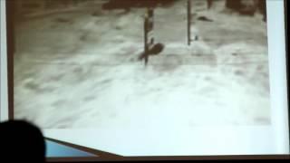 2017年日本防災士会沖縄支部長が講師の防災講演