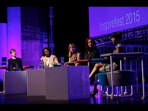 Code: Debugging the Diversity Gap Panel at Inspirefest 2015