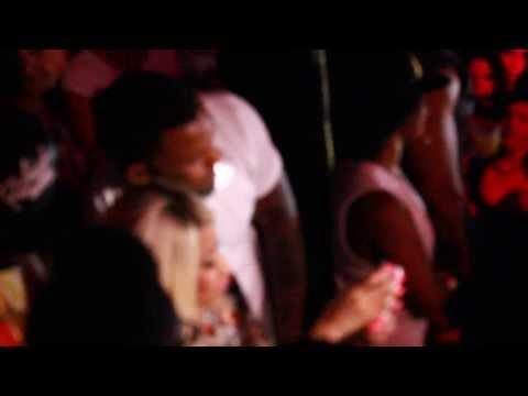 Nicki Minaj, The Game, & Tyga Together at Hollywood Nightclub