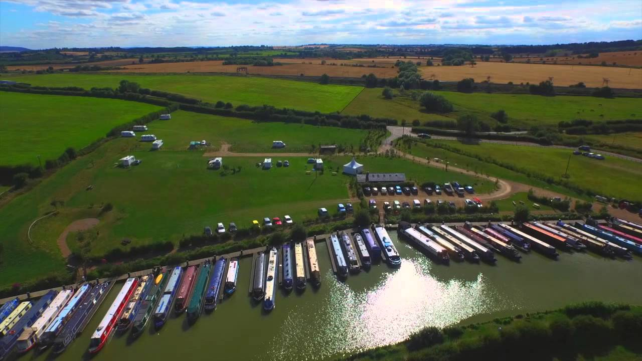 Grove Lock Marina - Summer 2015