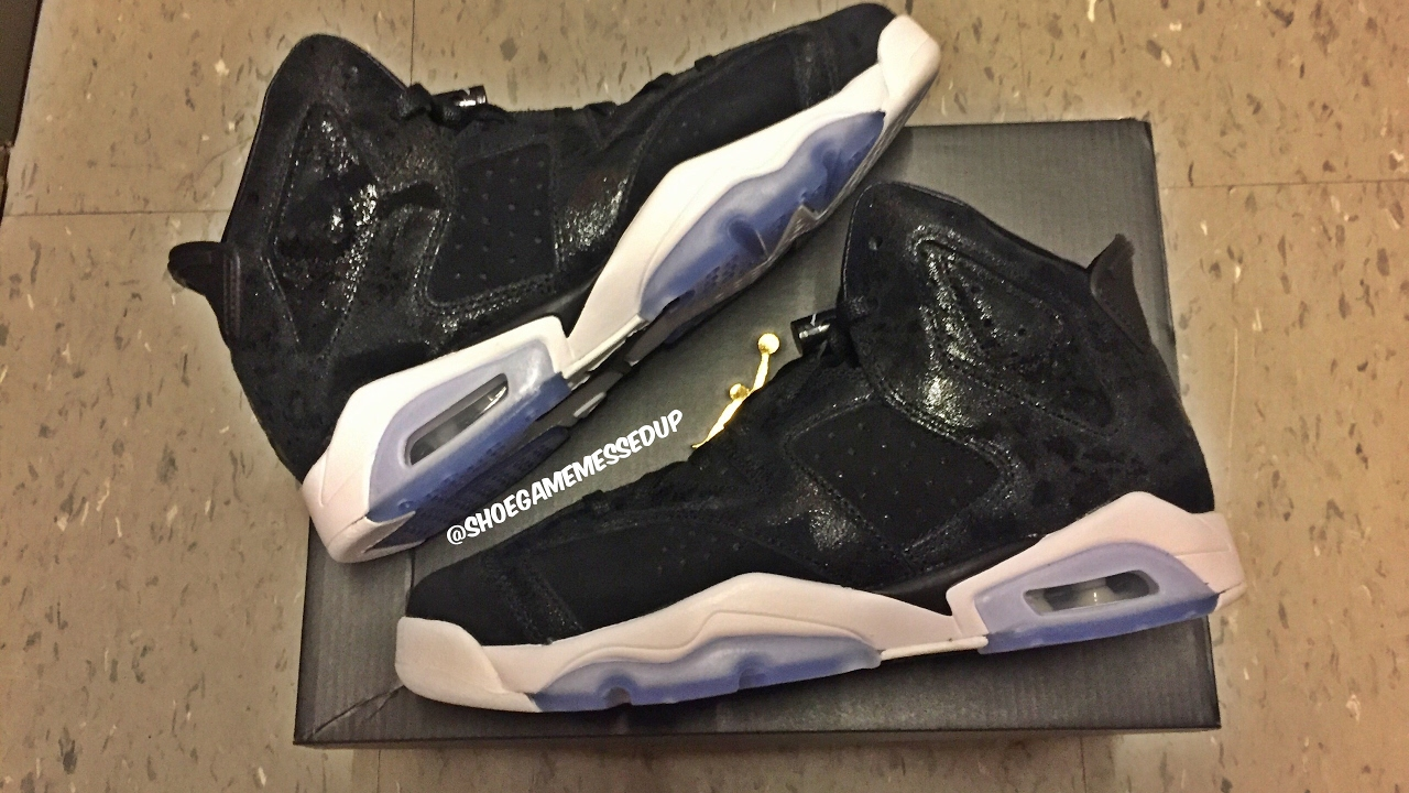 Jordan 6 GS Heiress (Unboxing)   (Review) (HD) - YouTube fa12de586