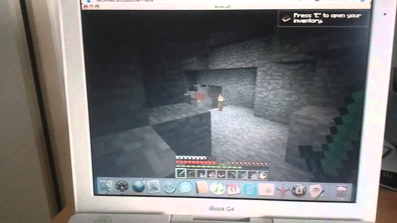 Can you run minecraft on a PowerPC Mac?
