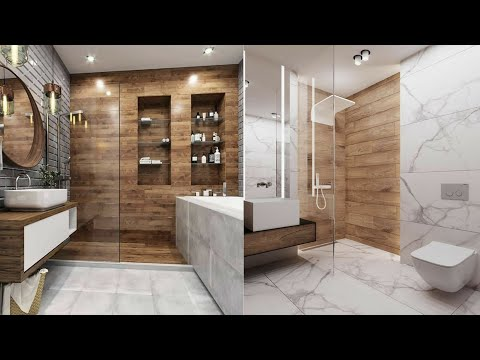 200 Shower room design ideas - Small bathroom wall and floor tiles