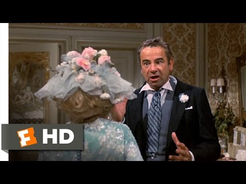 Plaza Suite (7/8) Movie CLIP - Promise You Won't Get Hysterical (1971) HD