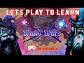 LETS PLAY TO LEARN #3: WAND WARS | Jerem