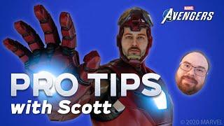 Marvel's Avengers: Pro Tips - Iron Man