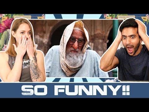 Gulabo Sitabo - Official Trailer Reaction | Amitabh Bachchan, Ayushmann Khurrana | Shoojit, Juhi |