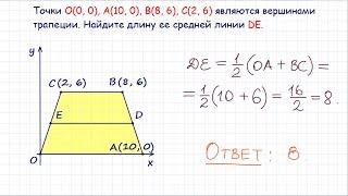 Задание 3 ЕГЭ по математике. Урок 64