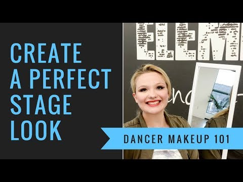 How To Do Stage Makeup For Dancers - The Parent And Dancer Guide To Basic Stage Makeup