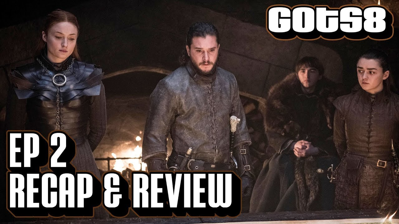 'Game Of Thrones' Season 8, Episode 2 Recap: 'A Knight Of The Seven Kingdoms'
