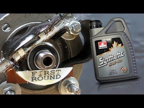 Petro Canada Synthetic 5W40 Jak Skutecznie Olej Chroni Silnik?