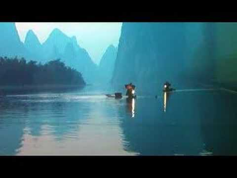 Li River Fishing Cormorants