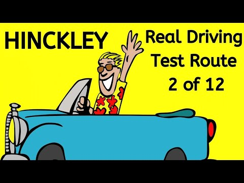 real-driving-test-route-hinckley-2-of-12---book-&-pass-driving-theory-test---driving-lessons