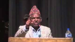 Lal Babu Pandit Speech