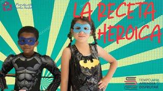 LA RECETA HEROICA | Isabelinos TV