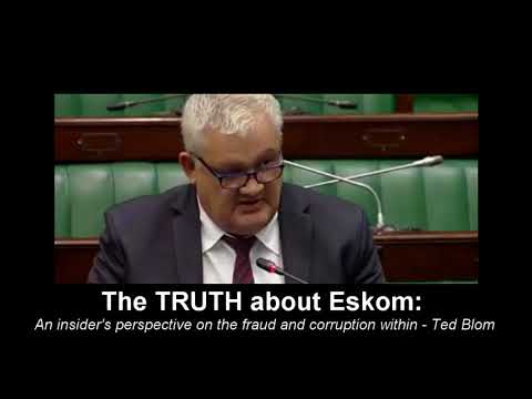 The TRUTH behind the corruption at Eskom (STATE CAPTURE)