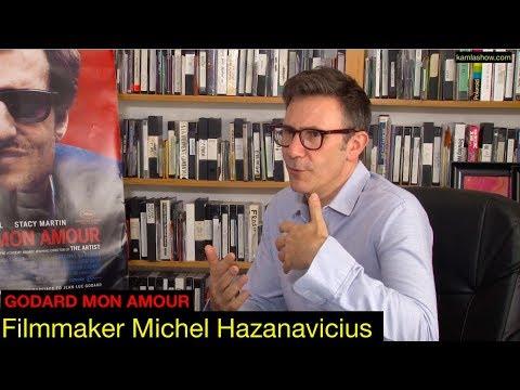 Michel Hazanavicius On Godard Mon Amour