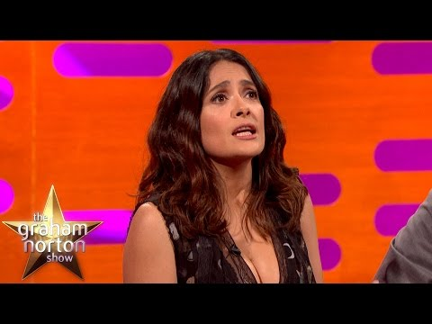 Salma Hayek's Failed Adultery Prank – The Graham Norton Show