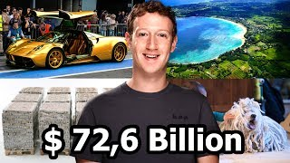 Mark Zuckerberg's Lifestyle ★ 2017 thumbnail