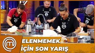 Bireysel Dokunulmazlık Oyunu   MasterChef Türkiye 15.Bölüm