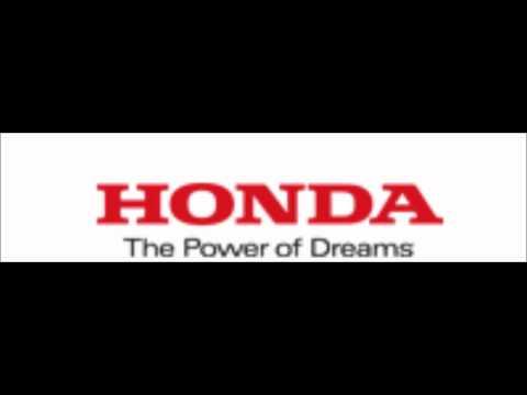 Honda For Life, The Real Honda Song!