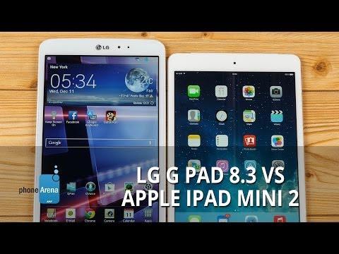 phones LG G Pad  id videos