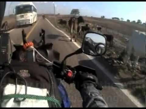 globe riders in oaxaca mexico
