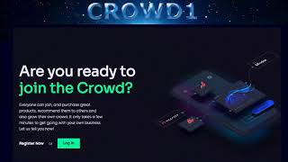 Crowd1 Короткая презентация