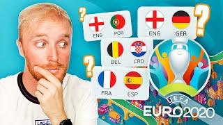 MY EURO 2020 PREDICTIONS!!
