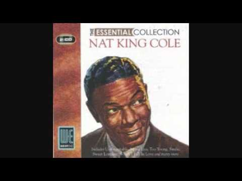 NAT KING COLE - TENDERLY 1954