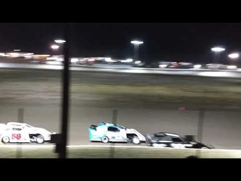 Sport Mod A Main @ Southern Oklahoma Speedway 03-10-18