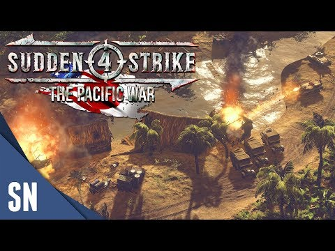 Battle #2 Battle of Singapore - Sudden Strike 4 - The Pacific War Campaign [Japanese]