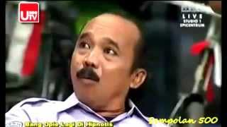 Opie Kumis Di Hipnotis Uya Kuya Garuk Garuk Botaknya Jika Bohong Di Pesbukers