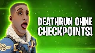DEATHRUN OHNE CHECKPOINTS! 🤪   Fortnite: Battle Royale