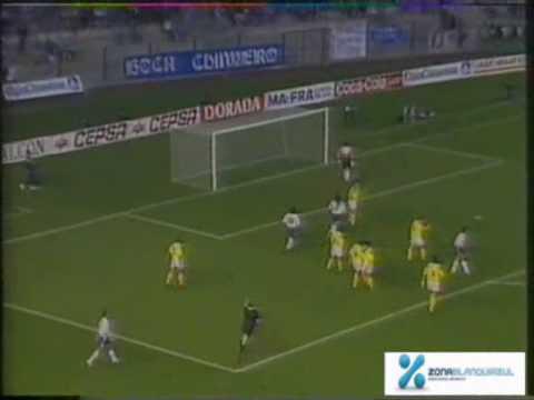 CD Tenerife 2 - 1 Juventus. Copa de la UEFA 93/94