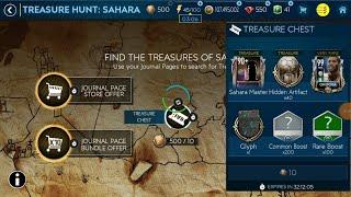 FIFA MOBILE 19 - POŻEGNANIE Z AFRYKĄ - OSTATNI DUŻY OPENING TH SAHARA,ILU SALAHów 100 OVR TRAFIĘ?