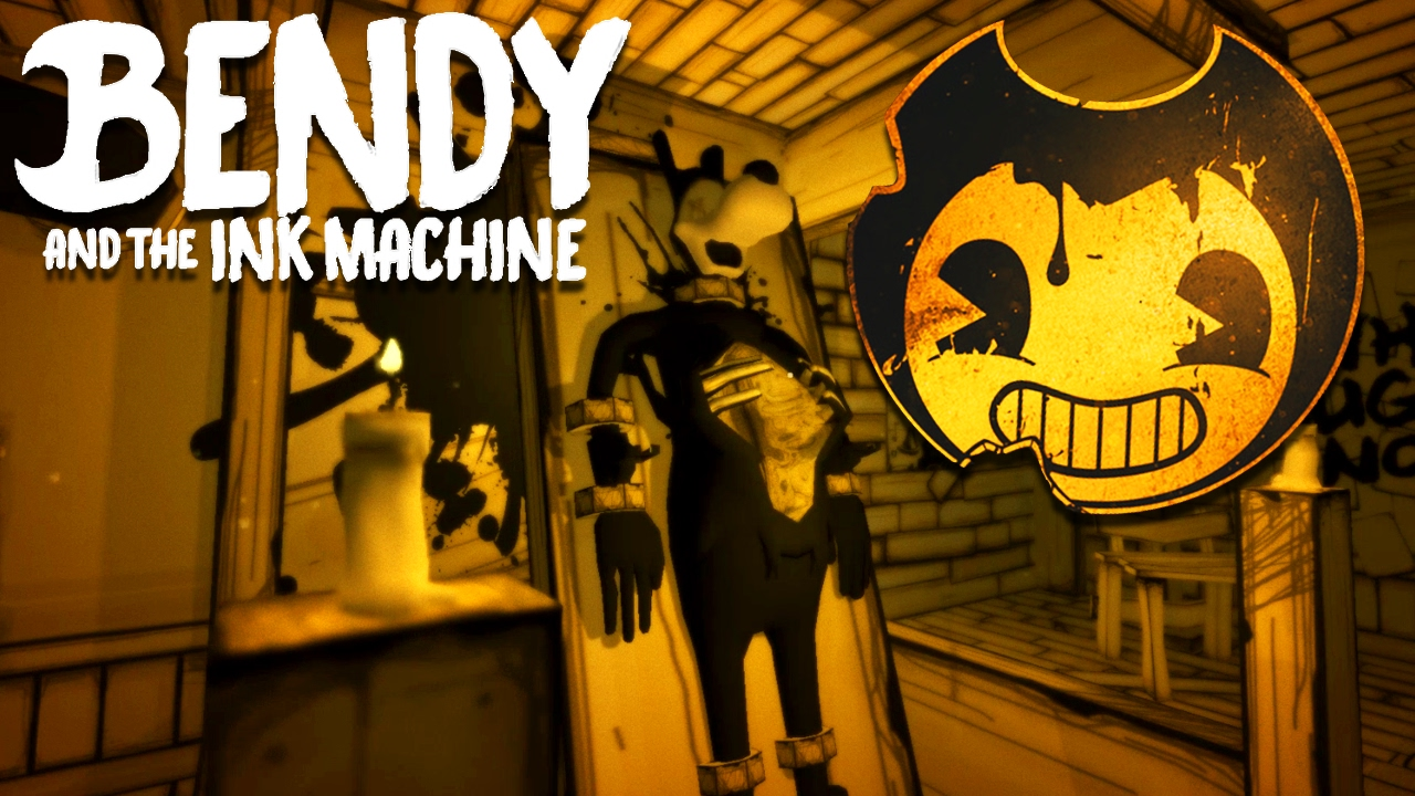 Bendy And The Ink Machine - Disney Gone Wrong - Bendy And ...