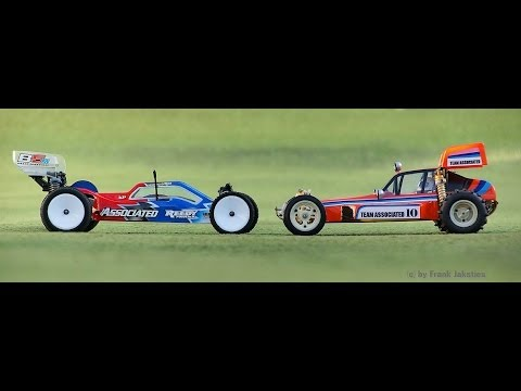 TEAM ASSOCIATED RC10 to RC10 B5M - THE HISTORY MOVIE Part1