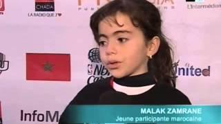 Morocco 2M TV Coverage of 3x3 Basketball Program in Casablanca