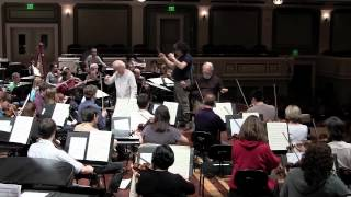 Conductor Kelly Corcoran on the Universe Symphony