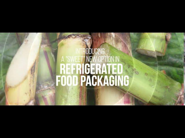Natrellis Sugarcane Fiber Packaging from Sonoco