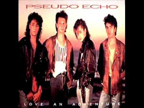 A Beat For You by Pseudo Echo on 1987 RCA Victor LP.