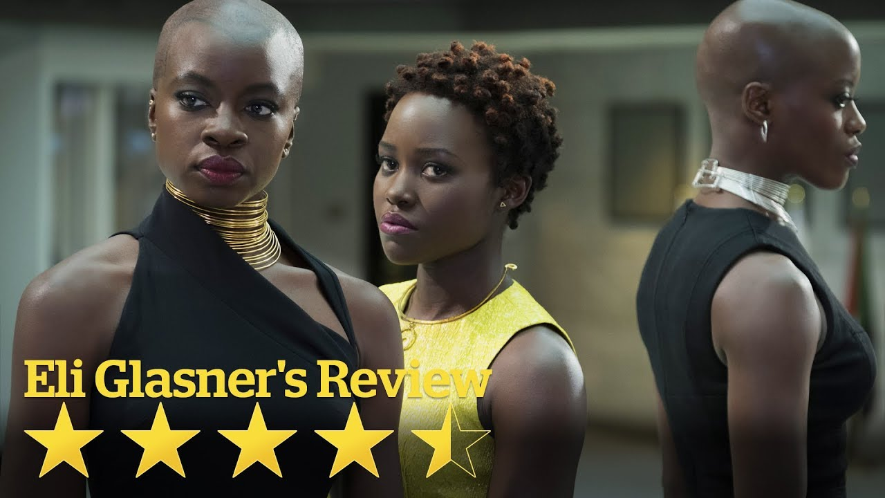 Black Panther review: a Marvel movie with a shot of relevance