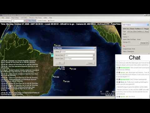 Episode 7 Part 7 Brazil Air Defense - Command: Modern Air/Naval Operations