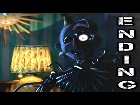 SECRET ENDING!! Five Nights at Freddy's: Sister Location