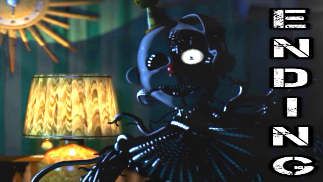 Download SECRET ENDING!! Five Nights at Freddy's: Sister Location