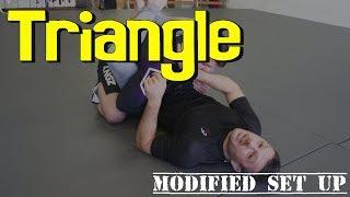 Baixar Triangulo não Ortodoxo no Jiu Jitsu