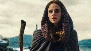 BEAUTY AND THE BEAST - Golden Globes TV Spot & Trailer (2017)
