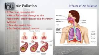 Air Pollution - Environmental Studies